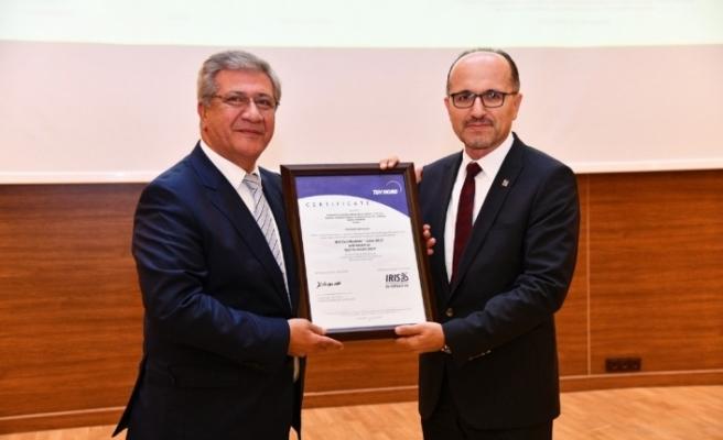 KARDEMİR'e uluslararası iki önemli belge