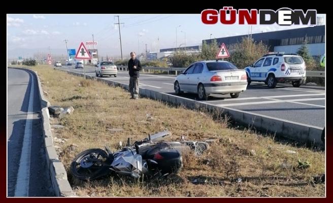 Karı-kocayı kaza ayırdı