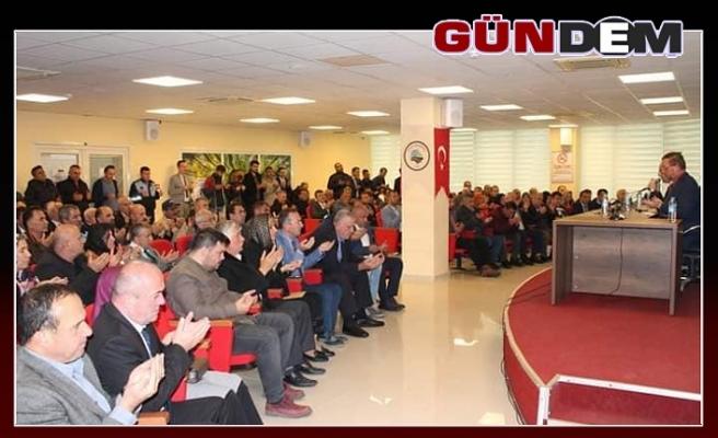 Kozlu Belediye Meclisi toplandı