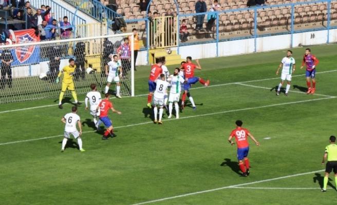 TFF 2. Lig: Kardemir Karabükspor: 0 - Sakaryaspor : 5