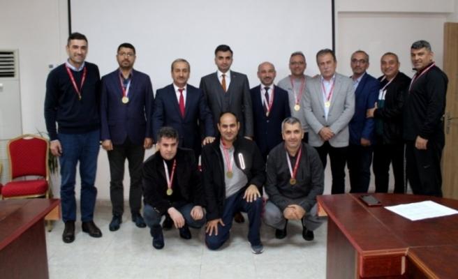 """""""Türkiye Öğretmenler Kupası"""" ödül töreni"""