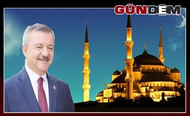 Türkmen, Mevlid Kandilini kutladı...