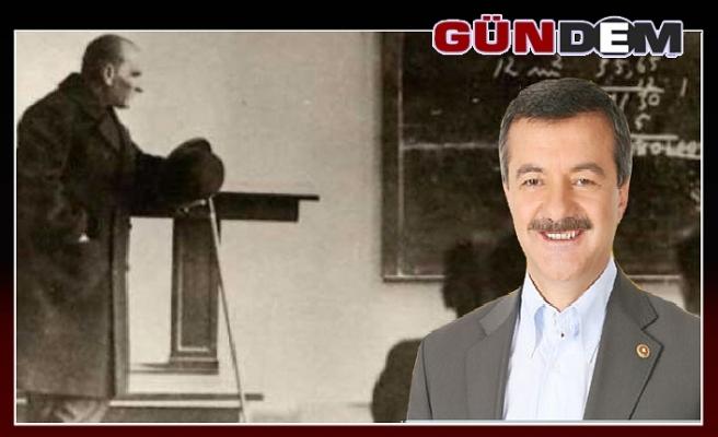 Türkmen Öğretmenler gününü kutladı
