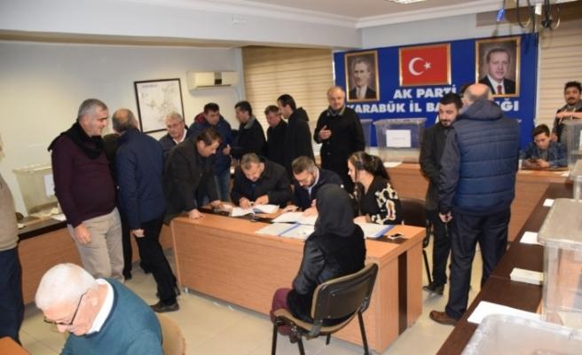 AK Parti'de delege seçimleri tamamlandı