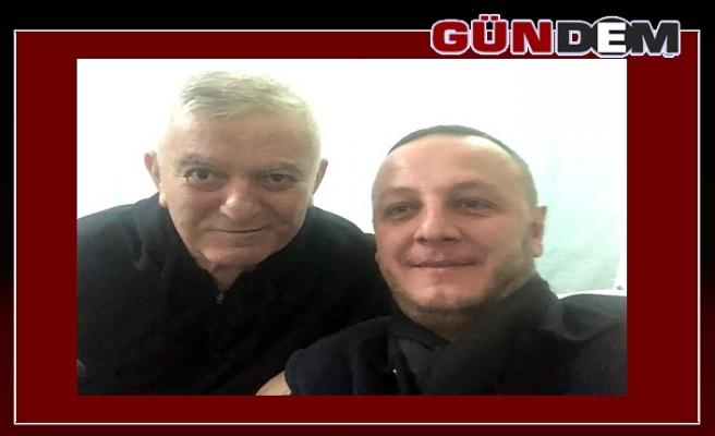 Alan, Aydoğan'ı ziyaret etti