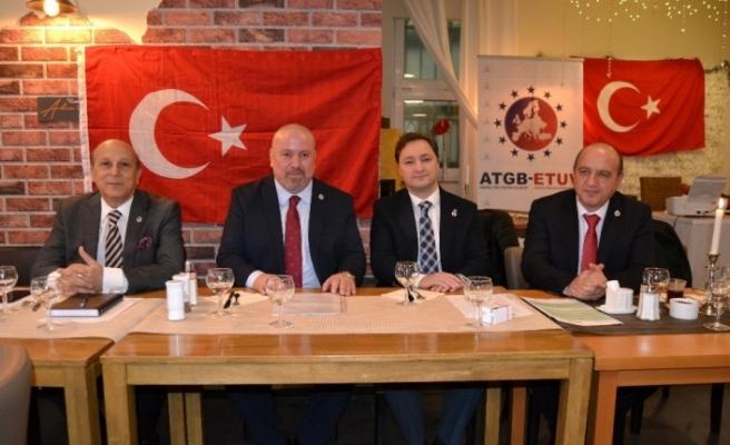 ATGB'de Buyurman yeniden başkan