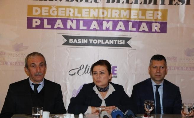 Başkan Köse, gazetecilerle bir araya geldi