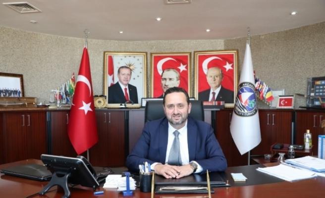 Başkan Yanmaz'dan Mevlana Haftası Mesajı