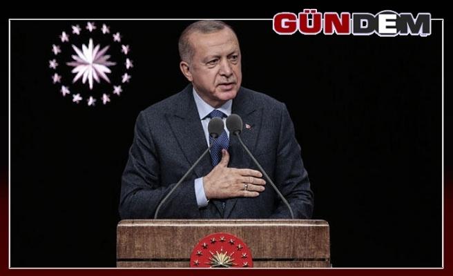 Cumhurbaşkanı Erdoğan'dan 3 müjde...
