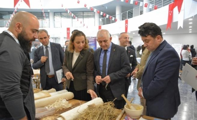 Düzce-Bolu Ar-Ge Proje Pazarı'nda yeni ürünler katılımcılara tanıtıldı
