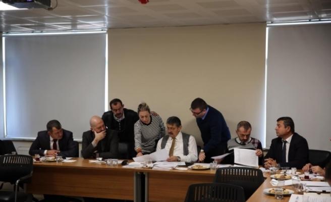 Genişletilmiş Ar-Ge toplantısı yapıldı