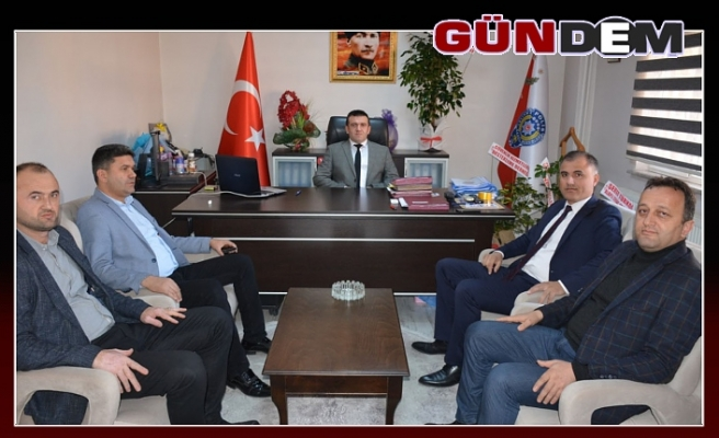 GMİS'TEN ALAPLI ZİYARETİ