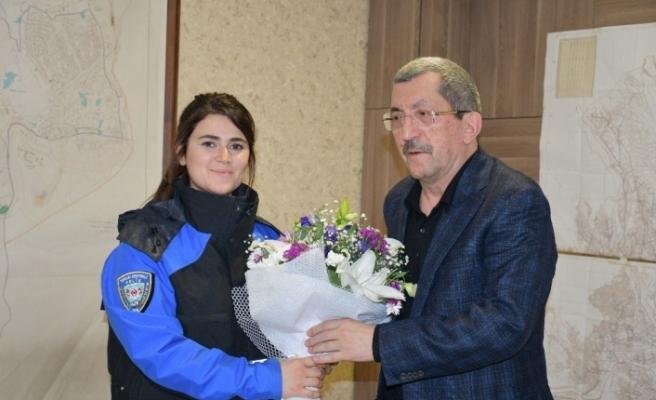 Karabük Belediyesinde ÇOGEP Projesine destek
