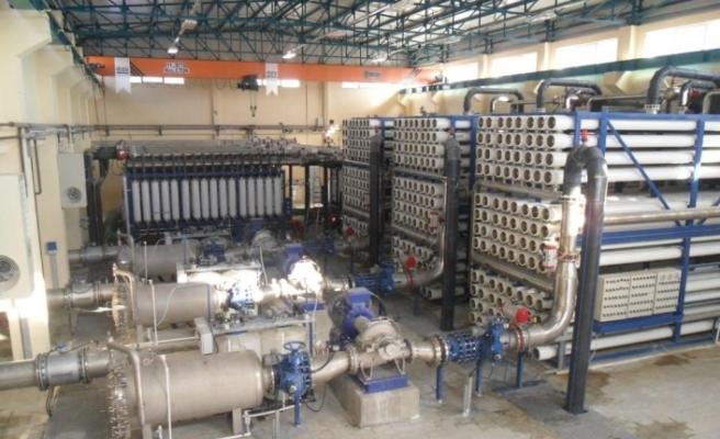 Karabük'te içe suyu sertlik giderme tesisi erken yapılacak