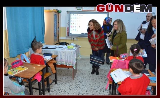 NERİMAN POSBIYIK'TAN GÜMELİ'YE DESTEK