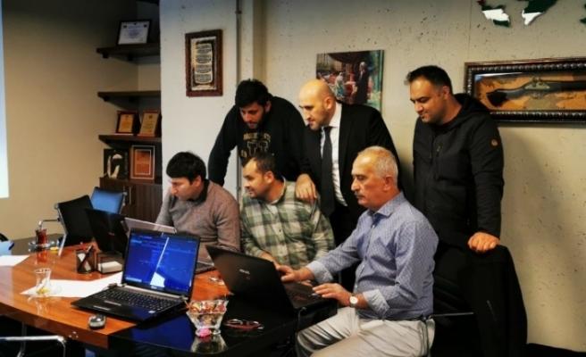 NOS Genel Müdürü Yüksel Azerbaycan'da