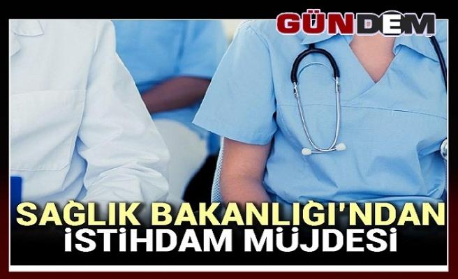 Resmi Gazete'de yayımlandı! Sağlık Bakanlığından büyük istihdam müjdesi