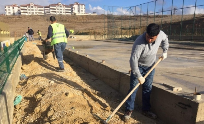 Safranbolu'da belediye çalışmaları