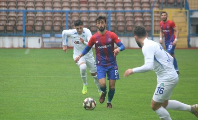TFF 2. Lig: Kardemir Karabükspor: 0 - Ergene Velimeşespor : 0