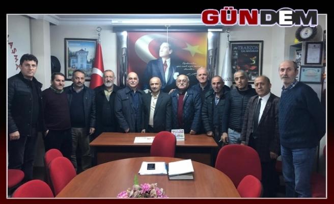 Trabzonlular Genel Kurul yapıyor