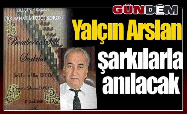Yalçın Arslan Türk Sanat Müziği Topluluğundan konser