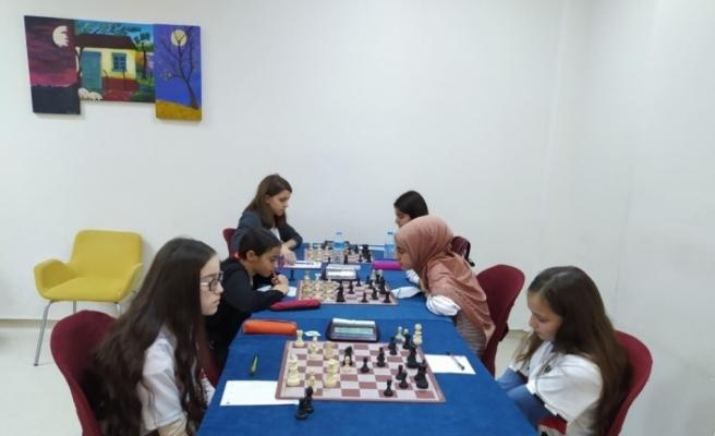 Yıldız satranç turnuvası yapıldı