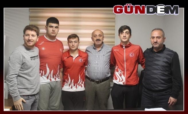 Zonguldaklı judocular kampa giriyor...