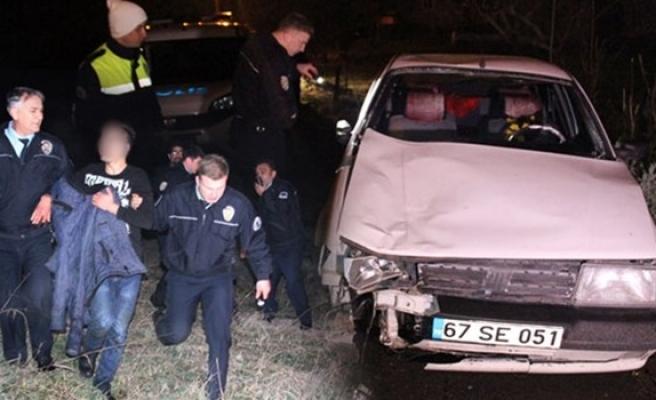 Ereğli´deki trafik kazasında 1 kişi hayatını kaybetti