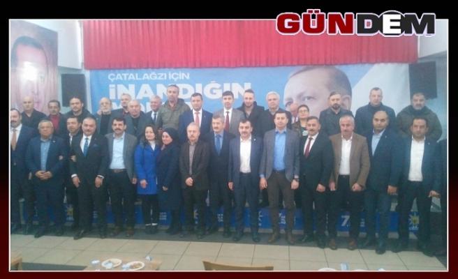AK Parti kongre yapti