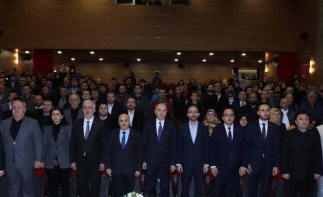 Başkan Özlü TÜGVA Genel Kuruluna Katıldı