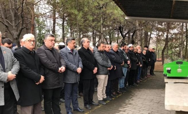 Birlik Başkanı Tümen'in acı günü