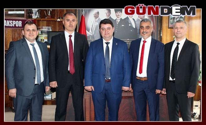 """""""ÇALIŞAN GAZETECİLER GÜNÜ'NÜ KUTLUYORUZ"""""""