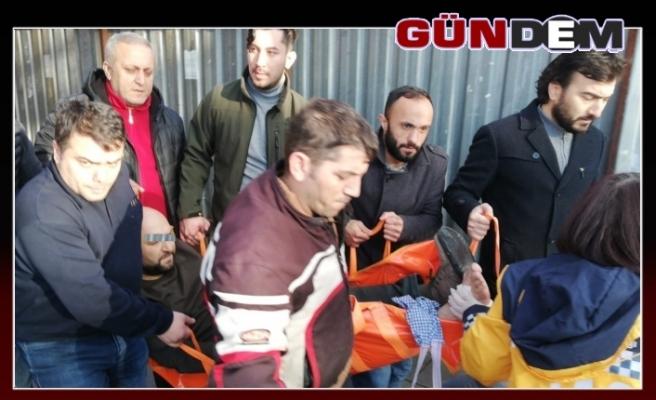 'Çarşı'da silahlı saldırı!...