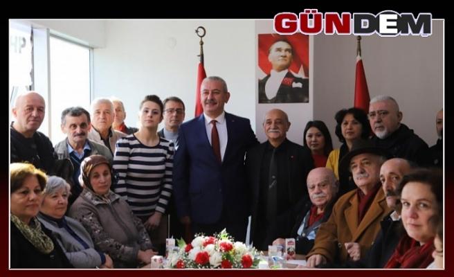 CHP'de Zaimoğlu adaylığını açıkladı