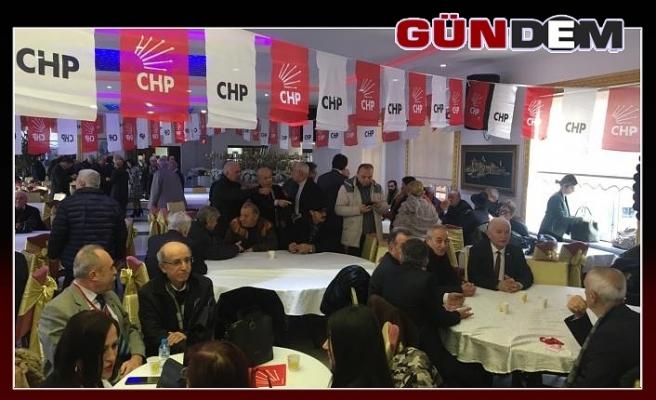 CHP Merkez İlçe Başkanını seçti...