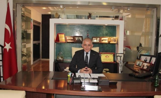 DTSO Başkanı Şahin'den üyelere duyuru