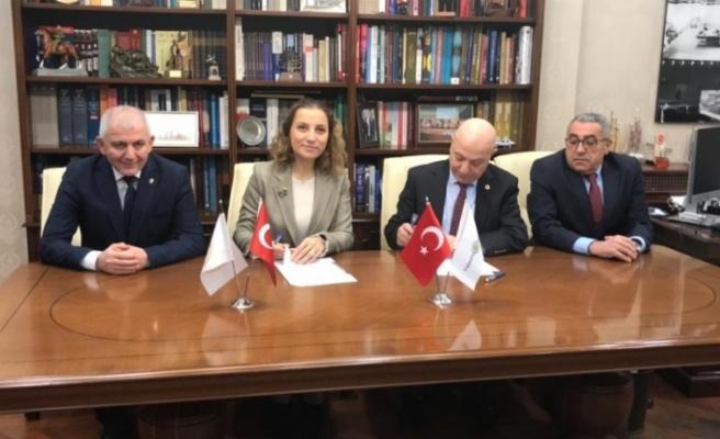 Düzce Üniversitesi iş birliği protokolü imzalandı