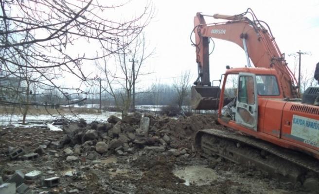 Düzce'de depremin izleri silinecek
