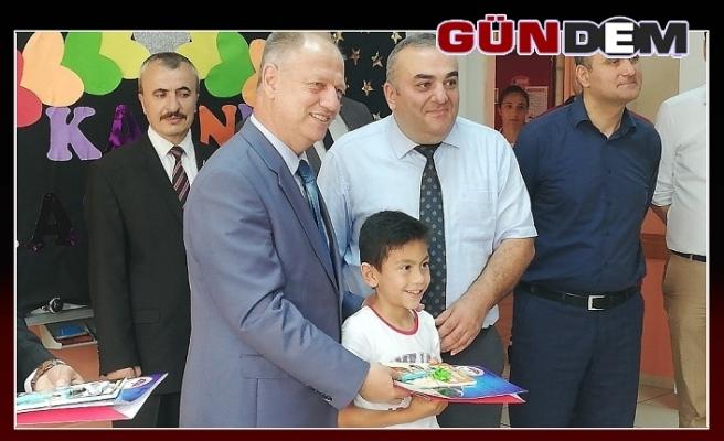 Ereğli'de 32 bin 700 öğrenci karne alacak