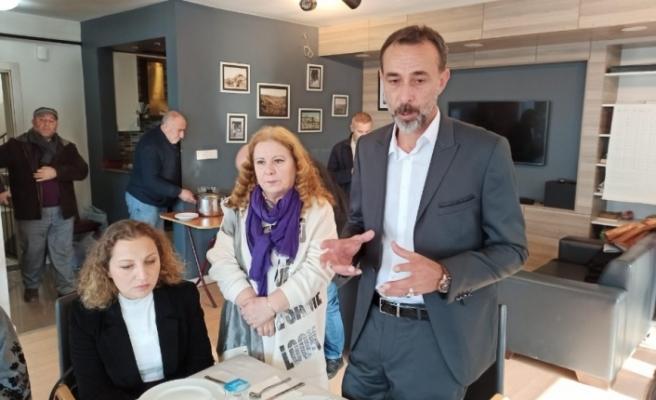 Gürcü mutfağı gazeteciler için kuruldu
