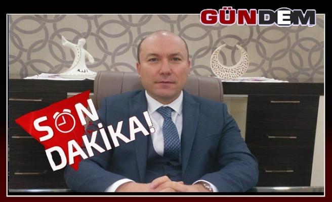İl Milli Eğitim Müdürü Kapıcı istifa etti!...