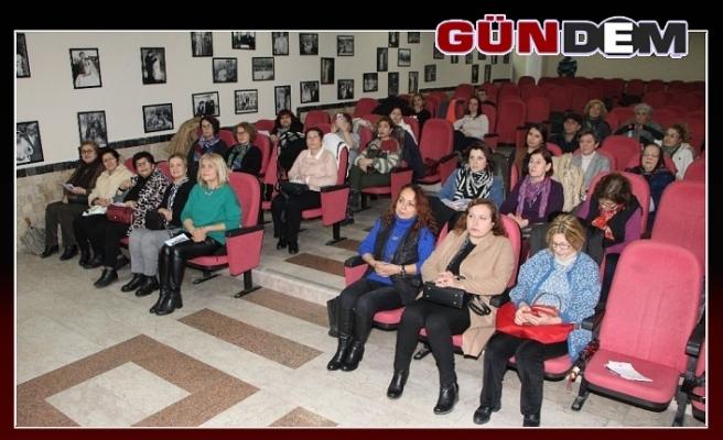 Kadınlara Yönelik İnternet Semineri...