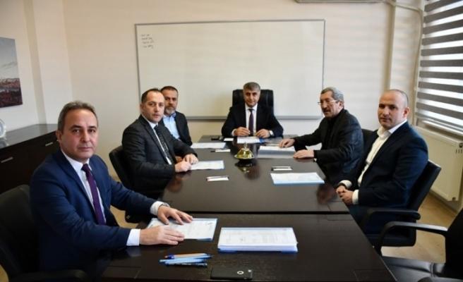 Karabük'te OSB toplantısı yapıldı