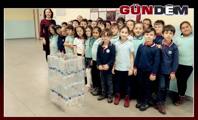 Kavaklık ilkokulu'ndan yeni bir proje