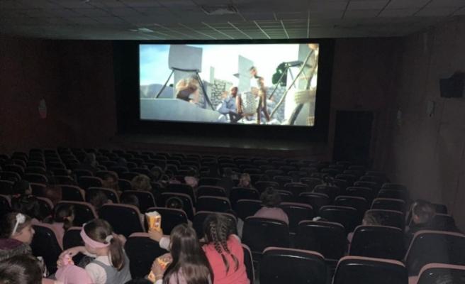 Öğrenciler Göbeklitepe'yi izledi