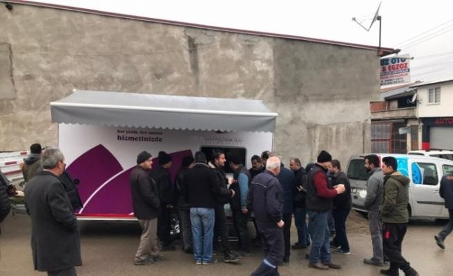 Safranbolu Belediyesi'nden sabahları ücretsiz sıcak çorba servisi