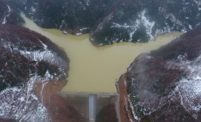 Sarıyayla Baraj havzası ıslah edilecek