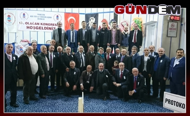 Trabzonlular yeniden Bayrak dedi...