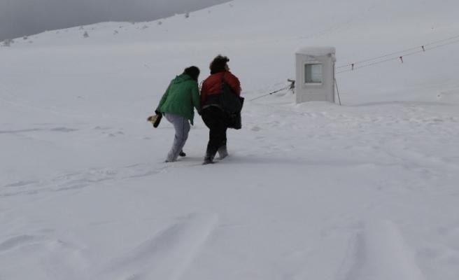 Türkiye'nin 53. kayak merkezi Karabük'te hizmete giriyor