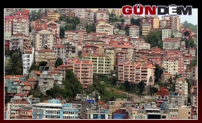 Zonguldak'ta, 2019 yılında kaç konut satıldı!...